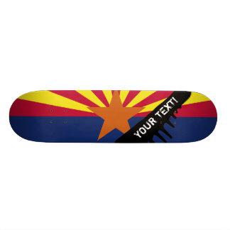Arizona State Flag Skateboards