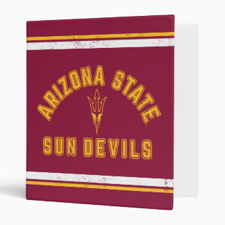 Arizona State | Sun Devils - Retro 3 Ring Binder