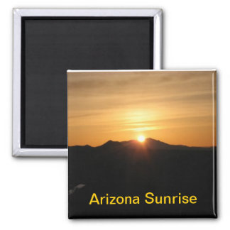 Arizona Sunrise Magnet