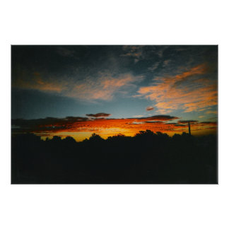 Arizona Sunrise Poster