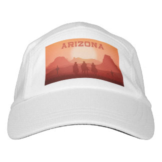 Arizona Sunset custom name hats