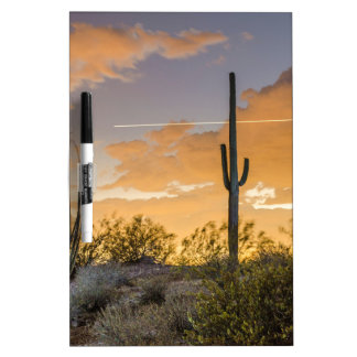 Arizona Sunset Dry Erase White Board