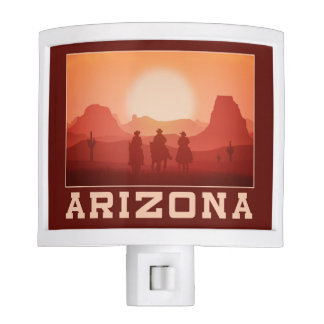 Arizona Sunset night light