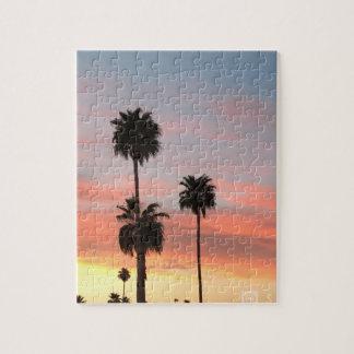 Arizona sunset puzzles