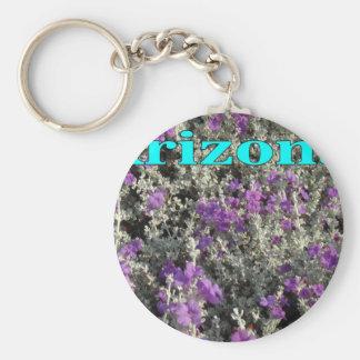 Arizona Texas Sage Turquoise Key Chains