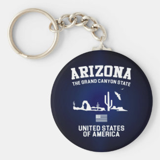 Arizona The Grand Canyon State Keychain