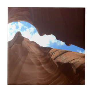 ARIZONA - Upper Antelope Canyon B - Red Rock Tile
