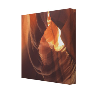 ARIZONA - Upper Antelope Canyon C - Red Rock Canvas Print