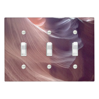 ARIZONA - Upper Antelope Canyon D2 - Red Rock Light Switch Cover