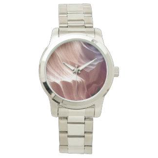 ARIZONA - Upper Antelope Canyon D - Red Rock Wristwatch