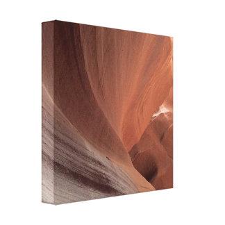 ARIZONA - Upper Antelope Canyon E - Red Rock Canvas Print
