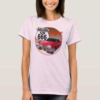 Arizona US Route 666 - Christine T-Shirt