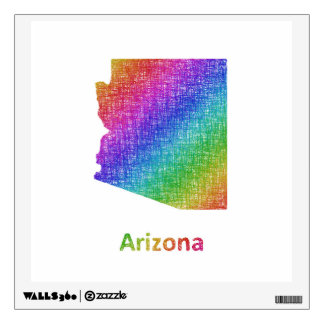 Arizona Wall Decal