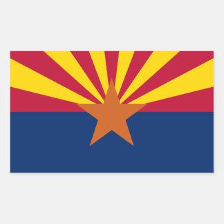 Arizona's Flag Sticker