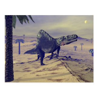 Arizonasaurus dinosaur - 3D render Postcard