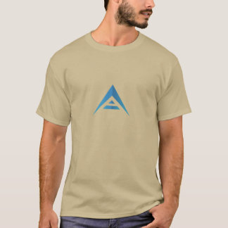 ARK coin (blue logo) T-shirt