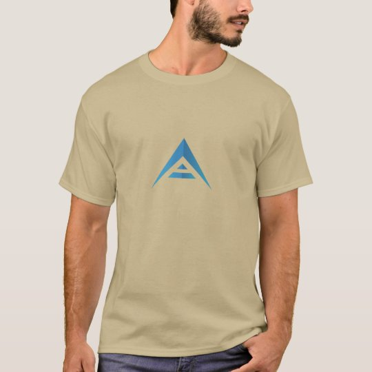 ARK coin (blue logo) T-shirt