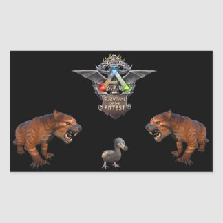Ark Survival of the Fittest sticker