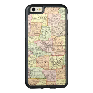 Arkansas 6 OtterBox iPhone 6/6s plus case