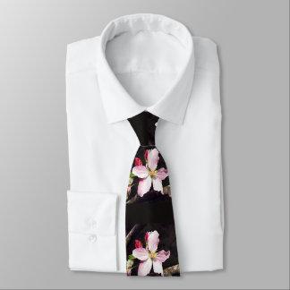 Arkansas Apple Blossom Tie
