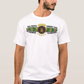 Arkansas Boll Weevil Combat Team T-Shirt