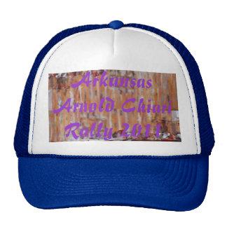 ARKANSAS CHIARI RALLY HAT.. TRUCKER HAT