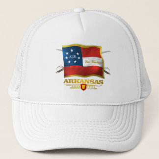 Arkansas Deo Vindice Trucker Hat