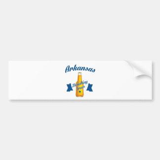 Arkansas Drinking team Bumper Sticker