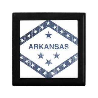 Arkansas Flag Gift Box