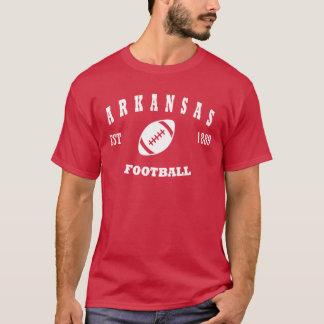 Arkansas Football Retro Logo T-Shirt