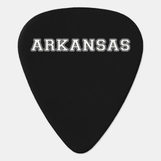 Arkansas Guitar Pick