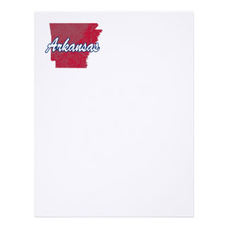Arkansas Letterhead