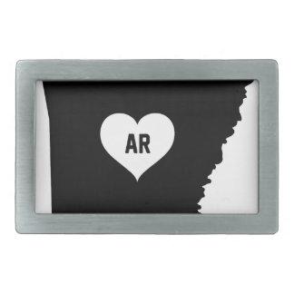 Arkansas Love Belt Buckle
