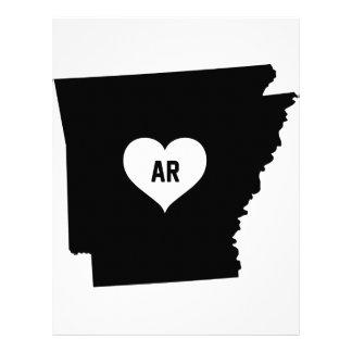 Arkansas Love Letterhead