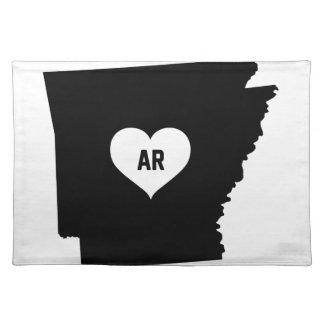 Arkansas Love Placemat