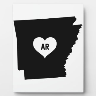 Arkansas Love Plaque