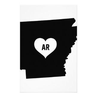 Arkansas Love Stationery