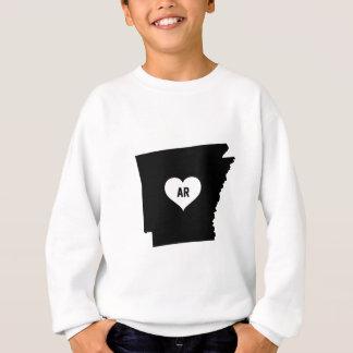 Arkansas Love Sweatshirt