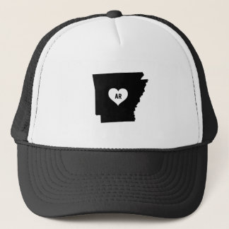 Arkansas Love Trucker Hat