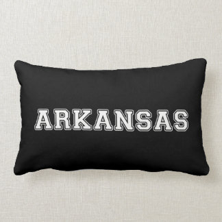 Arkansas Lumbar Pillow