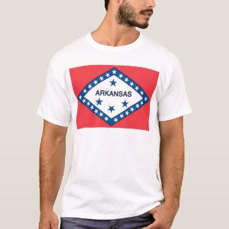 Arkansas  Official State Flag T-Shirt