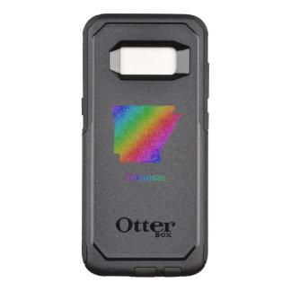 Arkansas OtterBox Commuter Samsung Galaxy S8 Case