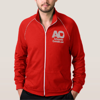 Arkansas Outside Track Jacket