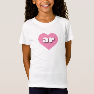 Arkansas pink heart - mini love T-Shirt