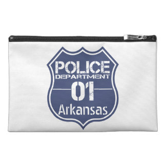 Arkansas Police Department Shield 01 Travel Accessories Bags