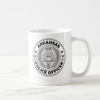 Arkansas Police Officer Coffee Mug
