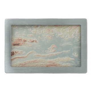 Arkansas River Valley- Classic Style Belt Buckle