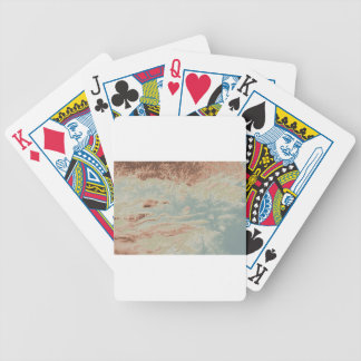 Arkansas River Valley- Classic Style Bicycle Playing Cards