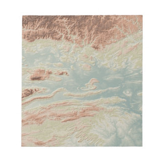 Arkansas River Valley- Classic Style Notepad