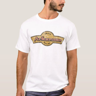 Arkansas State Logo Mens Short Sleeve T Shirt